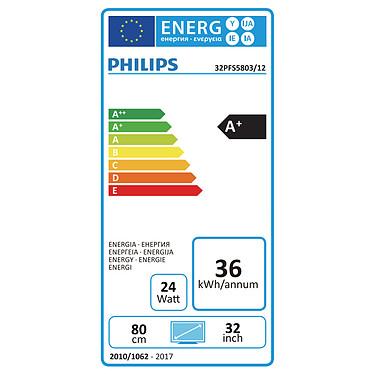 Philips 32PFS5803 pas cher