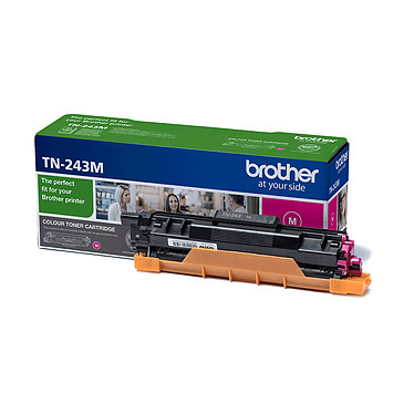 Brother TN-243M (Magenta) Toner Magenta 1000 pages