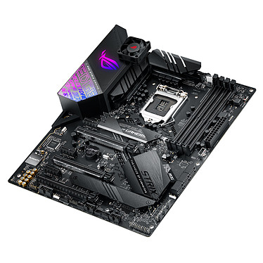 Avis Kit Upgrade PC Core i5K ASUS ROG STRIX Z390-E GAMING