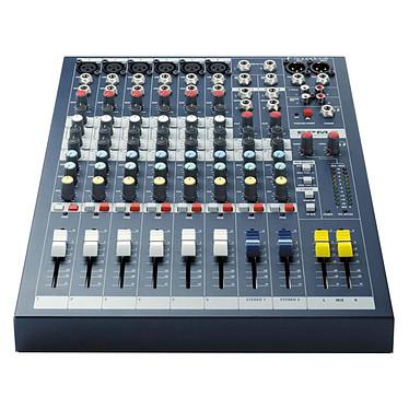 Soundcraft EPM 6 Consola mezcladora 6+2 canales, 2 auxiliares