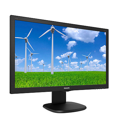 "Avis Philips 23.6"" LED - 243S5LJMB"