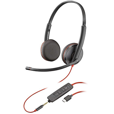 Plantronics Blackwire C3225 USB-C