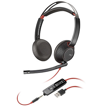 Plantronics Blackwire C5220 USB-A