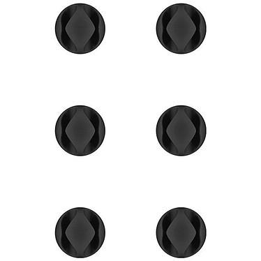 Goobay 6 Slot Cable Management Mini - Noir