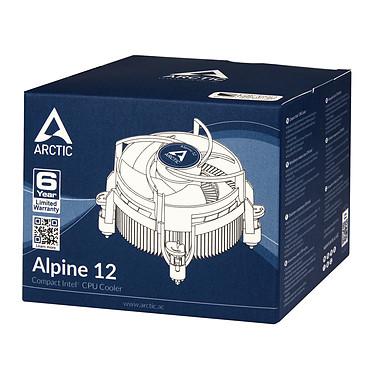 Arctic Alpine 12 pas cher