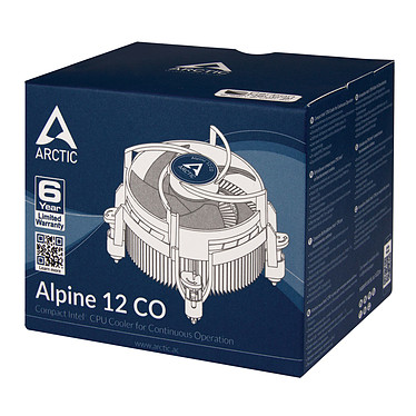 Arctic Alpine 12 CO pas cher