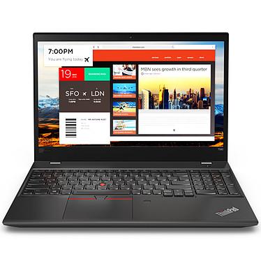 Avis Lenovo ThinkPad T580 (20L9001YFR)