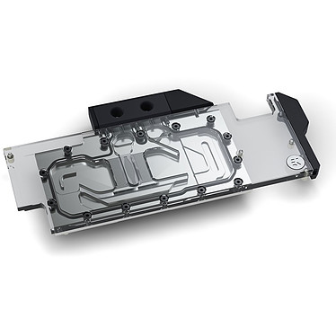EK Water Blocks EK-VECTOR RTX 2080 RGB - Nickel + Plexiglas