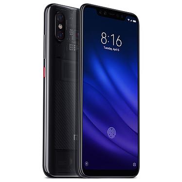 """Xiaomi Mi 8 Pro Titan/Transparent (128 Go) Smartphone 4G-LTE Advanced Dual SIM - Snapdragon 845 Octo-Core 2.8 GHz - RAM 8 Go - Ecran tactile Super AMOLED 6.21"""" 1080 x 2248 - 128 Go - NFC/Bluetooth 5.0 - 3000 mAh - Android 8.1"""