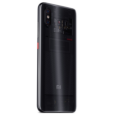 Xiaomi Mi 8 Pro Titan/Transparent (128 Go) pas cher