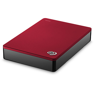 "Seagate Backup Plus 4 To Rouge (USB 3.0) Disque dur externe 2.5"" USB 3.0 4 To"
