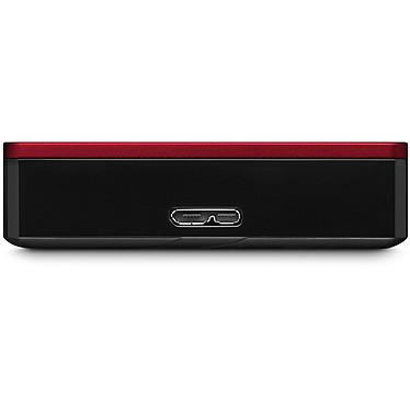 Seagate Backup Plus 5Tb Rojo (USB 3.0) a bajo precio