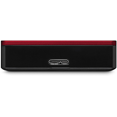 Seagate Backup Plus 4 To Rouge (USB 3.0) pas cher