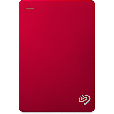 Comprar Seagate Backup Plus 5Tb Rojo (USB 3.0)