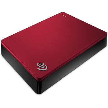 Avis Seagate Backup Plus 4 To Rouge (USB 3.0)