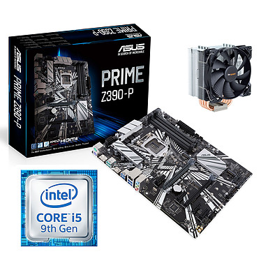 Kit Upgrade PC Core i5K Asus Prime Z390-P