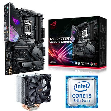 Kit Upgrade PC Core i5K ASUS ROG STRIX Z390-E GAMING
