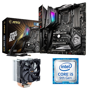 Kit Upgrade PC Core i5 MSI MEG Z390 ACE