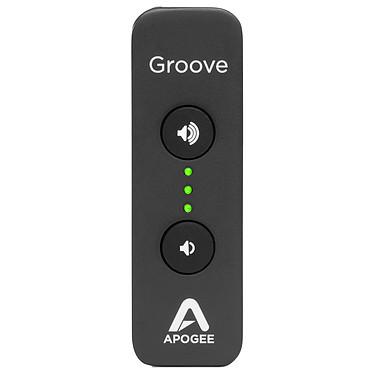 Apogee Groove DAC USB portable et amplificateur de casque 24 bits / 192 kHz (PC/Mac)