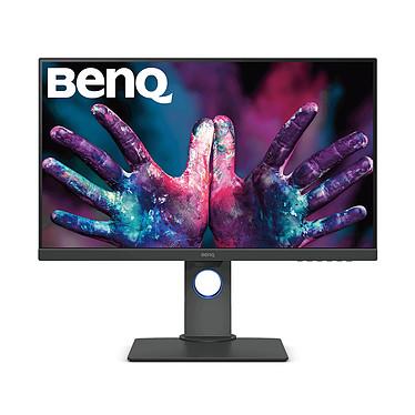 """BenQ 27"""" LED - PD2700U 3840 x 2160 pixels - 5 ms (gris à gris) - Format large 16/9 - Dalle IPS - HDMI/DisplayPort - Noir"""