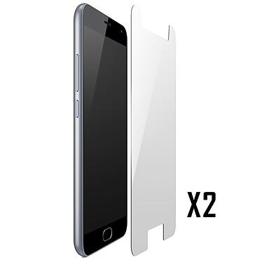 """Akashi Verre Trempé Premium Universel 5.5"""" Lot de 2 films de protection d'écran en verre trempé pour smartphone 5.5"""""""