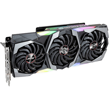 Avis MSI GeForce RTX 2080 GAMING TRIO