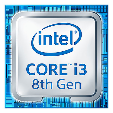 Intel Core i3-8100 (3.6 GHz) (Bulk)