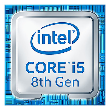 Intel Core i5-8400 (2.8 GHz) (Bulk) Processeur 6-Core Socket 1151 Cache L3 9 Mo Intel UHD Graphics 630 0.014 micron (version bulk sans ventilateur - garantie 1 an)