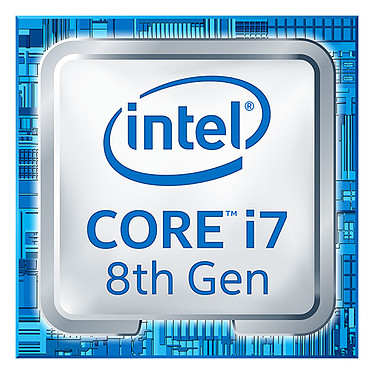 Intel Core i7-8700 (3.2 GHz) (Bulk) Processeur 6-Core Socket 1151 Cache L3 12 Mo Intel UHD Graphics 630 0.014 micron (version bulk sans ventilateur - garantie 1 an)