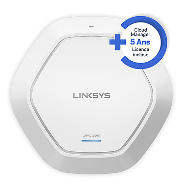 Linksys Cloud LAPAC1200C