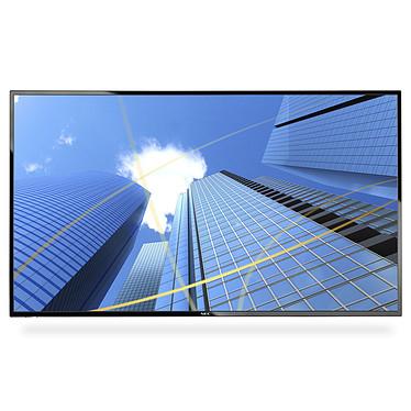 """NEC 55"""" LED - MultiSync E556 1920 x 1080 pixels - 9 ms - Format large 16/9 - HDMI/RS-232C - USB - Haut-parleurs intégrés - Noir (Garantie constructeur 3 ans)"""