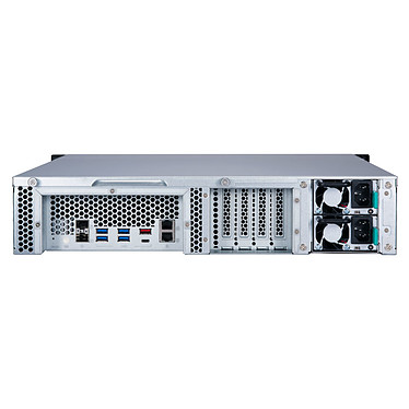QNAP TS-877XU-RP-2600-8G pas cher