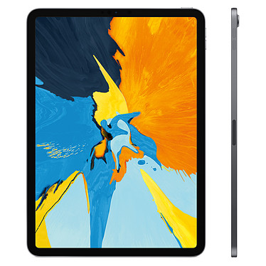 Avis Apple iPad Pro (2018) 11 pouces 64 Go Wi-Fi Gris Sidéral