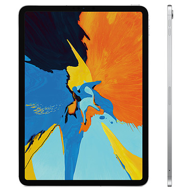 Avis Apple iPad Pro (2018) 11 pouces 256 Go Wi-Fi Argent