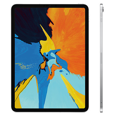 Avis Apple iPad Pro (2018) 11 pouces 256 Go Wi-Fi + Cellular Argent