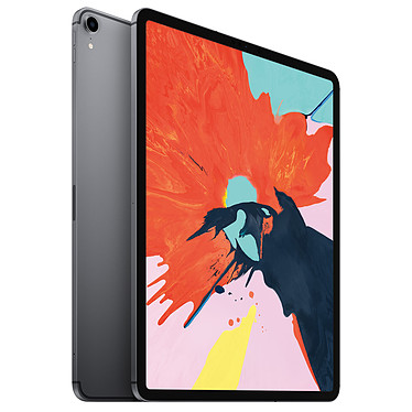 Apple iPad Pro (2018) 12.9 pouces 512 Go Wi-Fi + Cellular Gris Sidéral