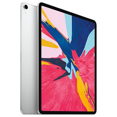 Apple iPad Pro (2018) 12.9 pouces 256 Go Wi-Fi + Cellular Argent