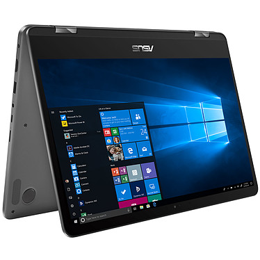 "ASUS Zenbook Flip 14 UX461FA-E1121R Intel Core i7-8565U 16 Go SSD 512 Go 14"" LED Full HD Tactile Wi-Fi AC/Bluetooth Webcam Windows 10 Professionnel 64 bits (garantie constructeur 2 ans)"