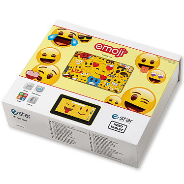 Acheter eSTAR HERO Tablet (Emoji)