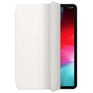 "Apple iPad Pro 12.9"" (2018) Smart Folio Blanc"