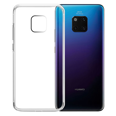Akashi Coque TPU Transparente Huawei Mate 20 Pro Coque de protection transparente pour Huawei Mate 20 Pro