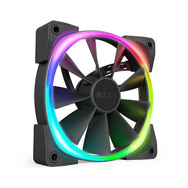 NZXT Aer RGB 2 120 mm Ventilateur PWM LED 120 mm à LEDs RGB
