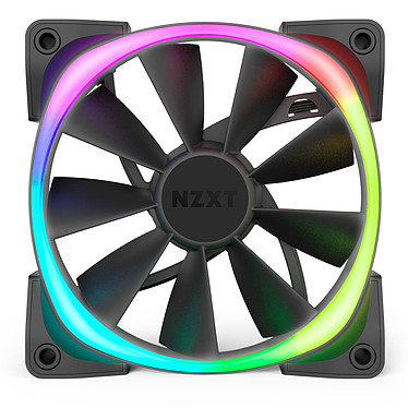 Acheter NZXT Aer RGB 2 Twin Starter 120 mm