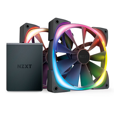 NZXT Aer RGB 2 Twin Starter 140 mm