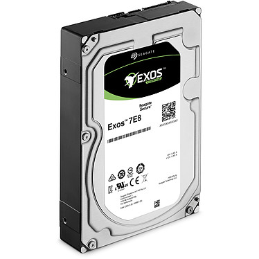 Seagate Exos 7E8 3.5 HDD 3 To (ST3000NM0005) pas cher