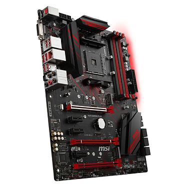 Avis Kit Upgrade PC AMD Ryzen 5 2600X MSI X470 GAMING PLUS