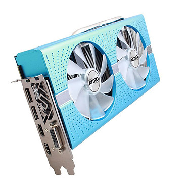 Sapphire NITRO+ Radeon RX 590 8GD5 Special Edition pas cher