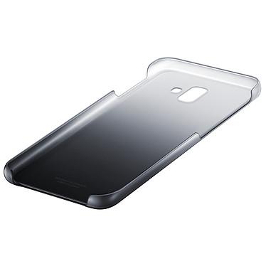 Comprar Samsung Gradation Cover Negro Galaxy J6+