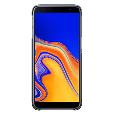 Opiniones sobre Samsung Gradation Cover Negro Galaxy J6+