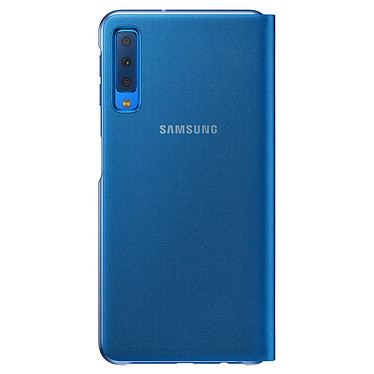Comprar Samsung Flip Wallet Azul Galaxy A7 2018